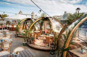 Coppa Club – a bar and restaurant with european food