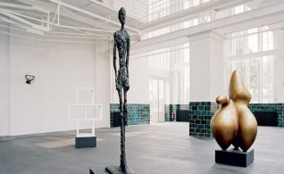 Elmgreen and Dragset's cavernous Berlin live-work space offers