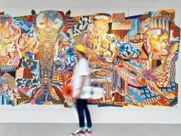 Simply and Amazing Murals full of Inspiration for your day amazing murals Simply and Amazing Murals full of Inspiration for your day ext 260x195