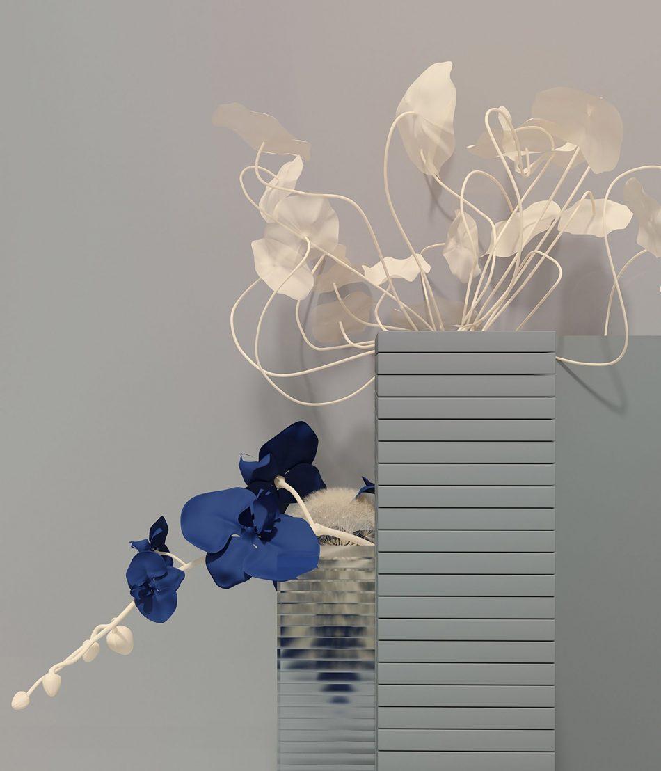 digibana digibana An amazing 'Digibana' project in 3D Flowers By Studio Brasch amazing digibana project flowers studio brasch 2