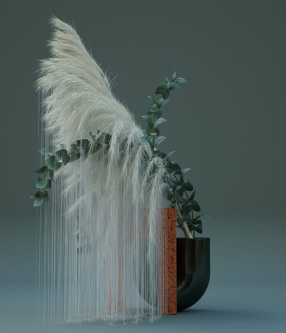 [object object] An amazing 'Digibana' project in 3D Flowers By Studio Brasch amazing digibana project flowers studio brasch 7