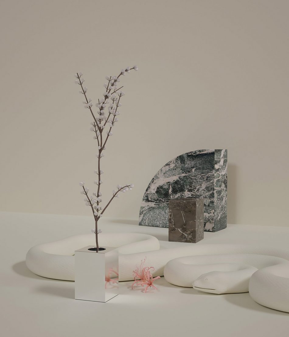 digibana digibana An amazing 'Digibana' project in 3D Flowers By Studio Brasch amazing digibana project flowers studio brasch 9