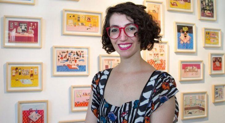 maría luque María Luque an amazing Argentinean illustrator maria luque amazing argentinean illustrator 13 730x399
