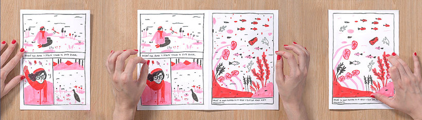 maría luque María Luque an amazing Argentinean illustrator maria luque amazing argentinean illustrator 15