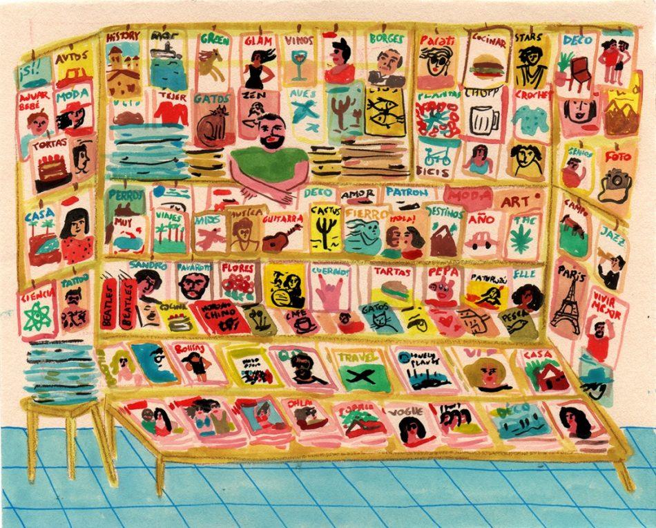maría luque María Luque an amazing Argentinean illustrator maria luque amazing argentinean illustrator 17