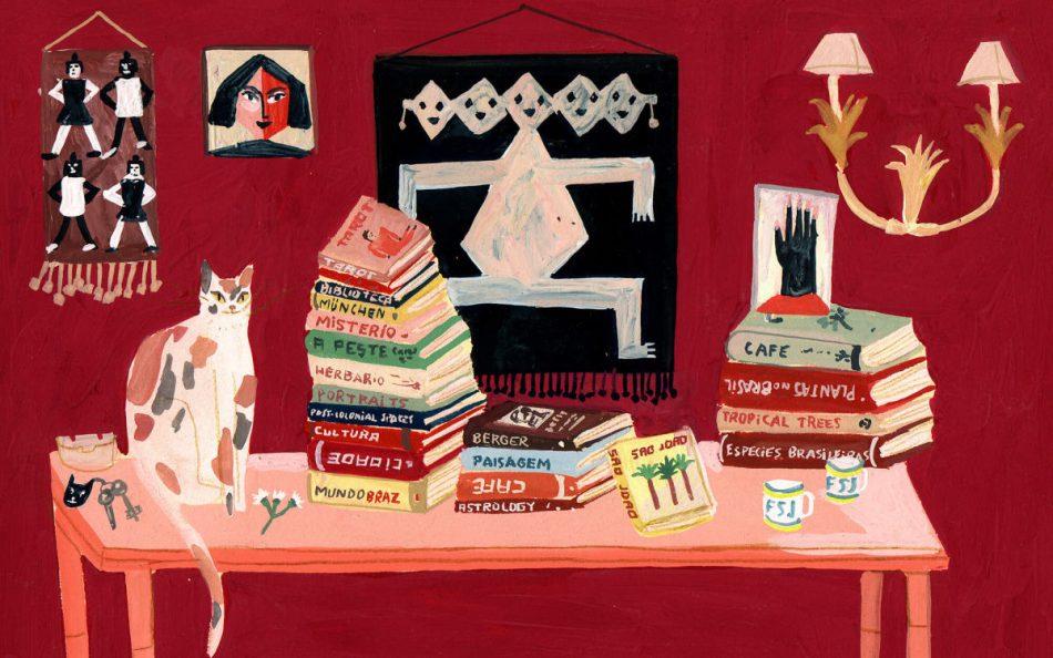 maría luque María Luque an amazing Argentinean illustrator maria luque amazing argentinean illustrator 20