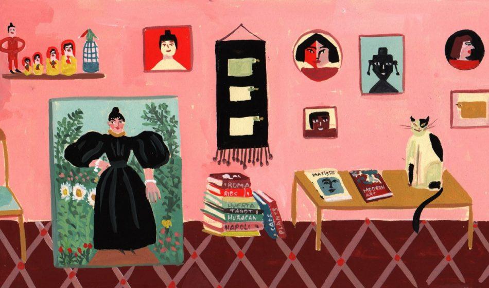 maría luque María Luque an amazing Argentinean illustrator maria luque amazing argentinean illustrator 22