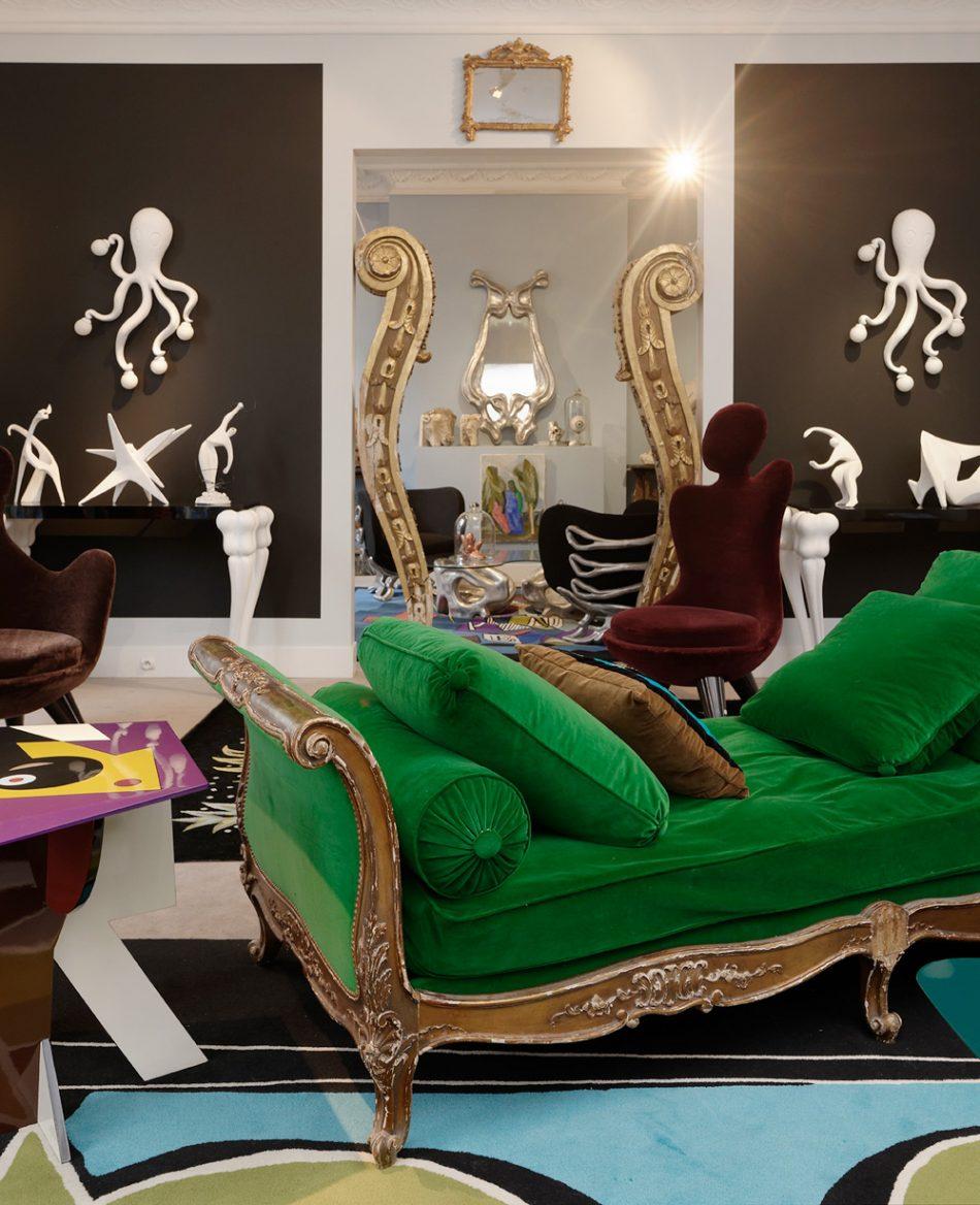 vincent darré The stunning interior design projects by Vincent Darré stunning interior design projects vincent darre 1