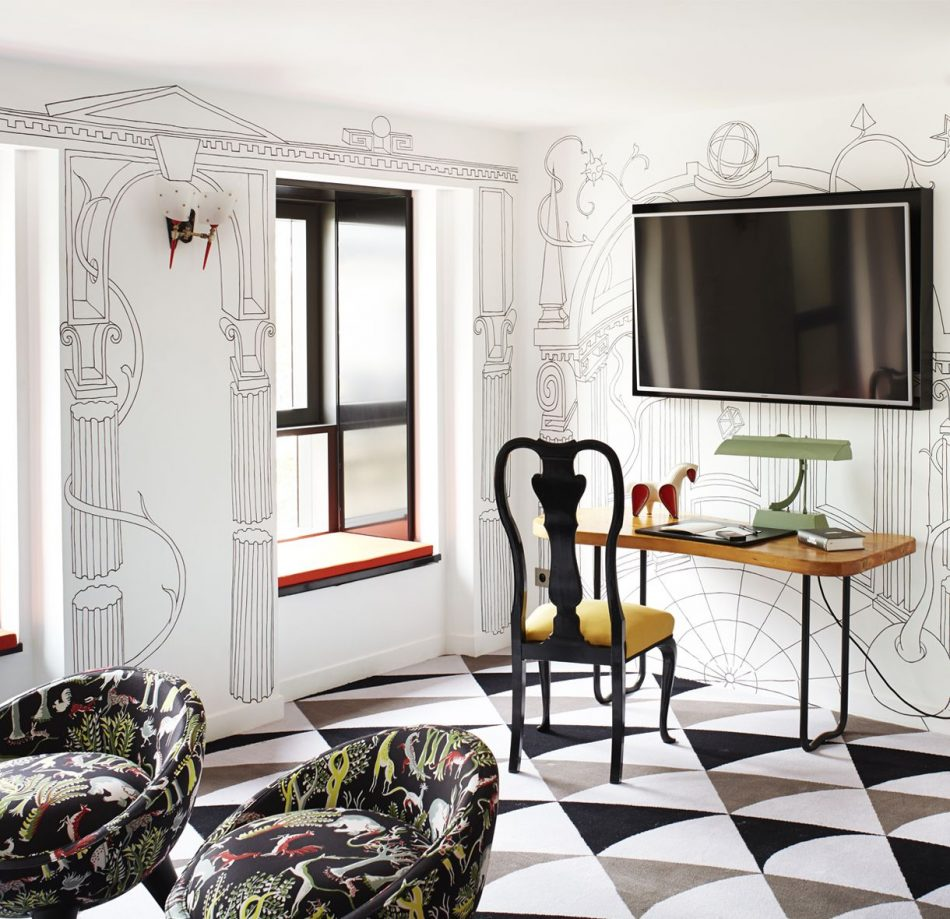 vincent darré The stunning interior design projects by Vincent Darré stunning interior design projects vincent darre 3