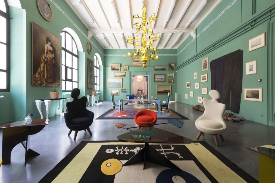 Design Gallerist & The stunning interior design projects by Vincent Darré