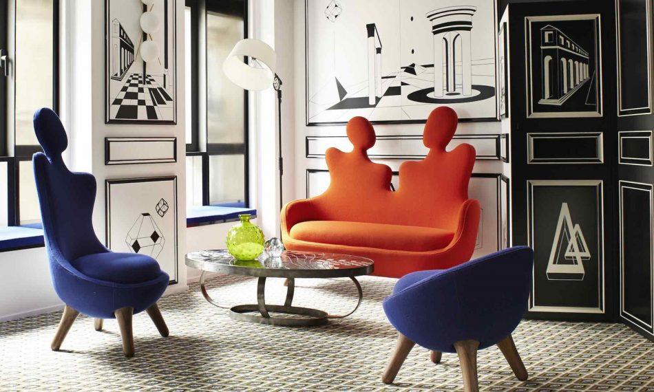 vincent darré The stunning interior design projects by Vincent Darré stunning interior design projects vincent darre 9
