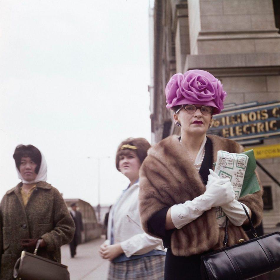 vivian maier's Vivian Maier's Color Photographs For The First Time vivian maiers color photographs time 1
