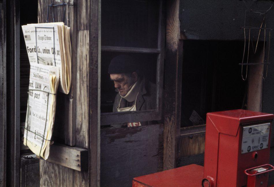 vivian maier's Vivian Maier's Color Photographs For The First Time vivian maiers color photographs time 5